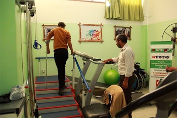 Physical Therapy and Rehabilitation Center